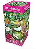 Garden Innovations OE1000 10-Inch by 10-Foot Roll Out Flowers, Olde English
