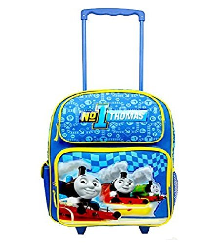 Thomas the Tank Engine Large Rolling Backpack #85105