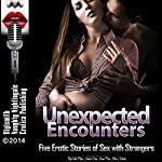 Unexpected Encounters: Five Erotic Stories of Sex with Strangers | Kathi Peters,Amber Cross,Anna Price,Alice J. Woods
