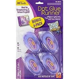 Permanent Dot Runner 4/Pkg-.31\