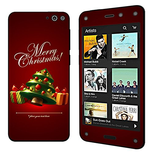 Seeme Full Body Vinyl Decal Protective Sticker Skin for Amazon Fire Phone (The wish tree)