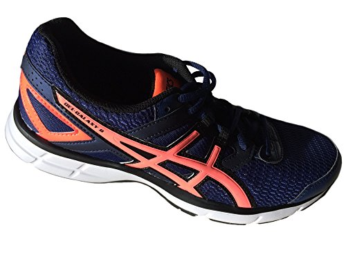 Gel Black Running UK 6 39 Coral Medieval Shoes 5223 Women's 8 T575Q Fiery Asics EU 5 Galaxy dYxgwdS