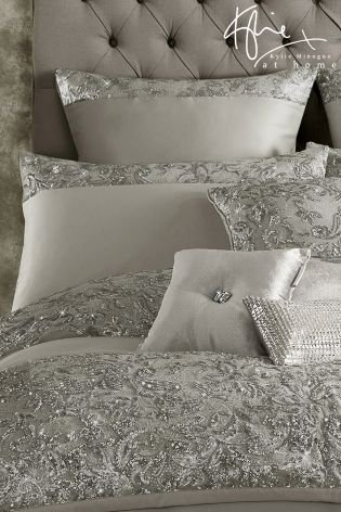 New Kylie Minogue Bedding - ALEXA SILVER Housewife Pillowcase ...