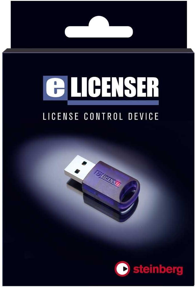 Steinberg USB-eLicenser Software Authorization Key