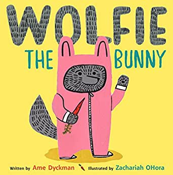 Design Bank Wit Leer.Wolfie The Bunny Kindle Edition By Dyckman Ame Ohora