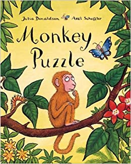Image result for Monkey Puzzle book