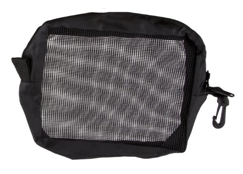 Stansport Travel Cube, 6 x 8-Inch, Black -