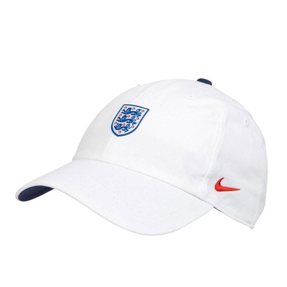 2018-2019 England Nike H86 Core Cap (White) B07BS4KX4GWhite One Size