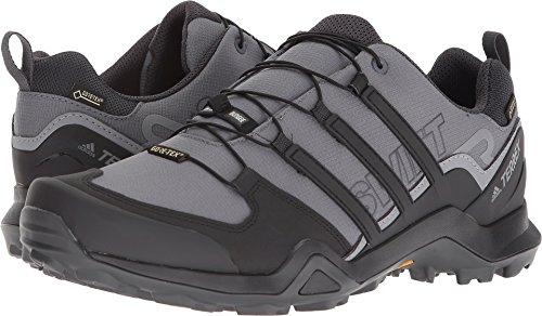 3ac7f8227de Galleon - Adidas Outdoor Mens Terrex Swift R2 GTX Shoe (9.5 - Grey Five  Black Carbon)