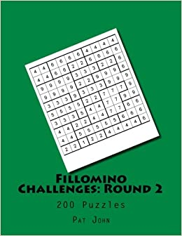 Fillomino Challenges: Round 2: 200 Puzzles