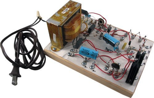 Power Supply DIY Kit For Antique Radios, Amplifiers, Etc