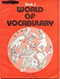 img - for World of Vocabulary: Book 2 book / textbook / text book