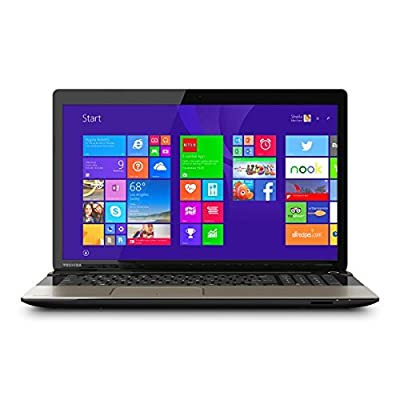 Toshiba Satellite L75-B7150 17.3-Inch Laptop (Intel Core i3-4005U, 6GB Memory, 500GB Hard Drive, Windows 8.1)