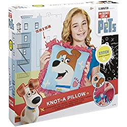 The Secret Life of Pets Knot-A Pillow