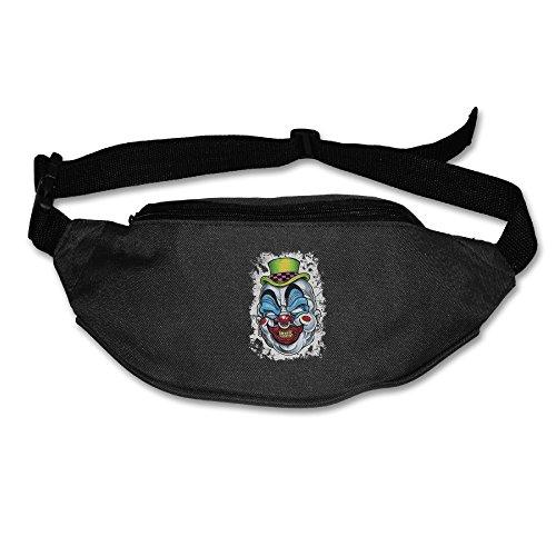 Killer Clown Pocket Waist Black For Men &