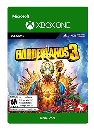 Borderlands 3: Standard - [Xbox One Digital Code]