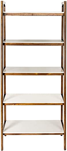 Madison Park Solid Bookcase