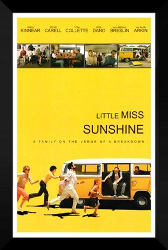 ArtDirect Little Miss Sunshine FRAMED 27x40 Movie Poster: Carell