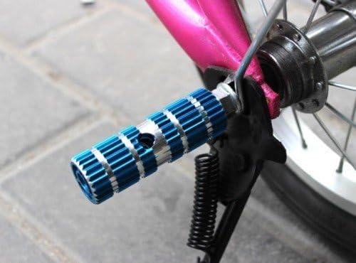 Estribos Reposapies Bicicleta Cilindros Pernos Pisantes Conos ...