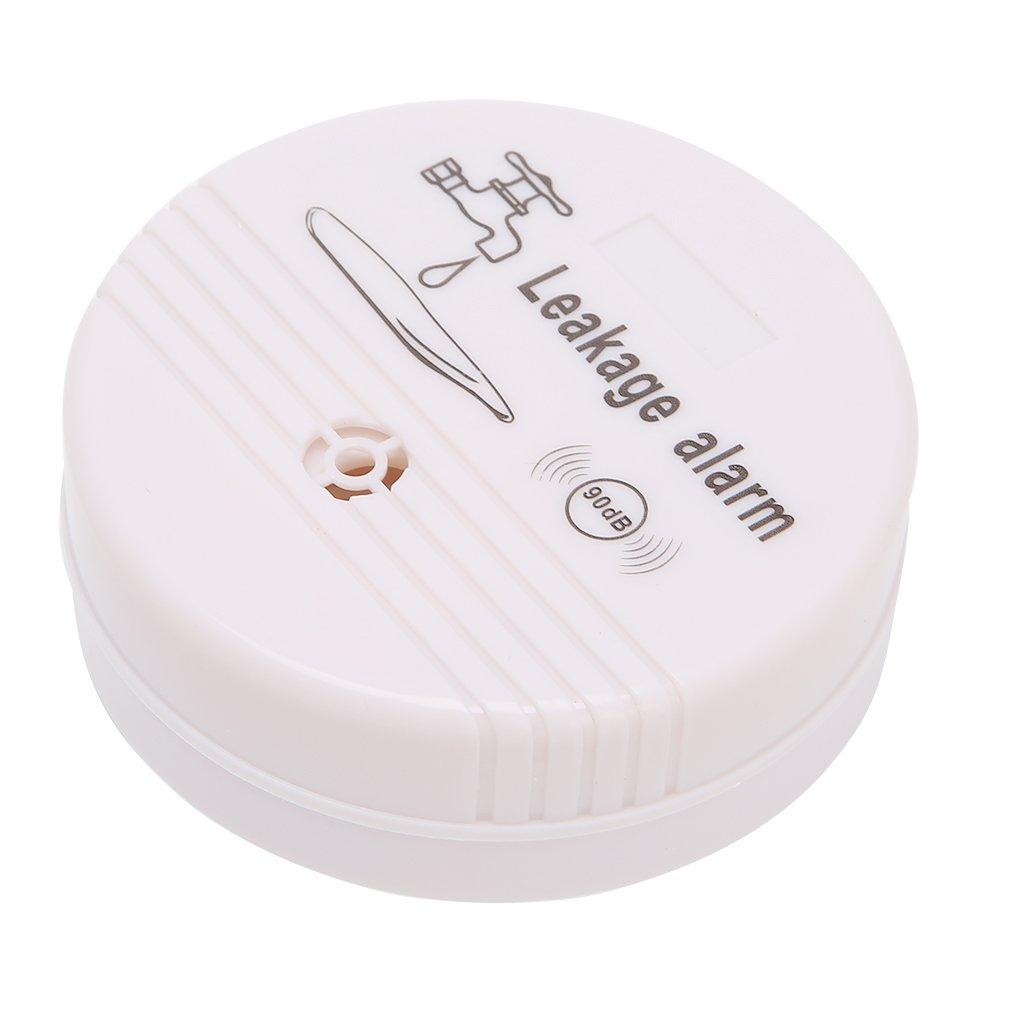 AUSWireless Sensor Water Overflow Detector Leakage Alarm Buzz Warning Home Security
