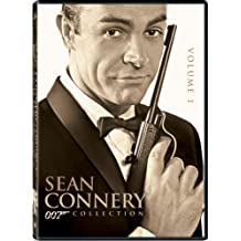 Sean Connery 007 Collection: Volume 1: Dr. No: From Russia with Love: Goldfinger