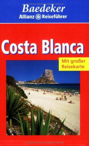 Baedeker Allianz Reiseführer Costa Blanca