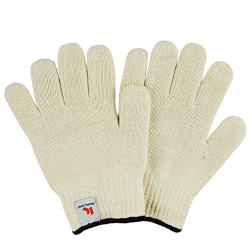 Resistant Ironland Gloves Surface Handler