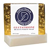 12 Bars of Dalfour Beauty Gold Foil Glutathione Whitening Soap - 100gm each