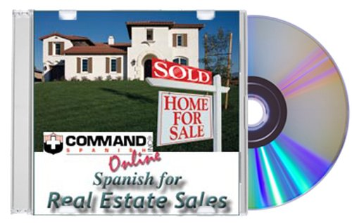 Spanish for Real Estate Sales (Audio CD) by Command Spanish Inc.