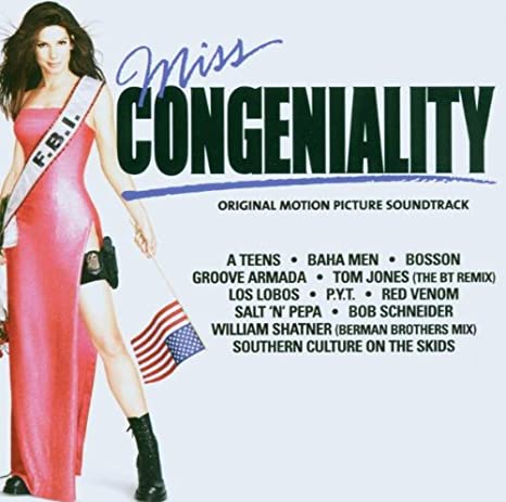 Miss Congeniality 2000 Film Ed Shearmur Amazon Ca Music