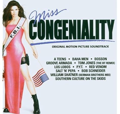 Ed Shearmur Various Artists Soundtracks Miss Congeniality Original Motion Picture Soundtrack 2000 Film Amazon Com Music