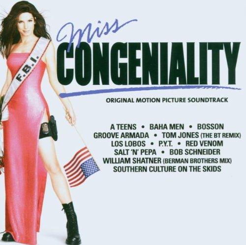 Miss Congeniality: Original Motion Picture Soundtr…