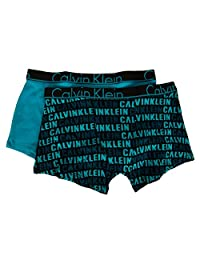 Pack 2 boxer trunk male boy junior CK CALVIN KLEIN item B70B700073 BOYS 2 PACK T