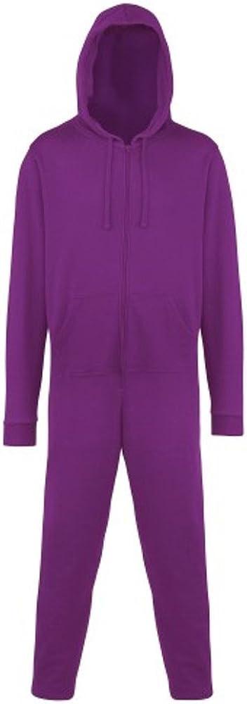 Undercover Ladies or Mens Hooded Cotton All in One Onesie Pyjamas
