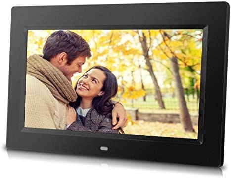 Plug and Play 10 inch Digital Photo Frame w//Remote Control 16:9 Wide Screen