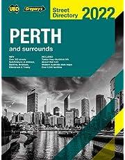 Perth Street Directory 2022 64th