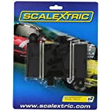 Hornby Scalextric C8200 Track Quarter Straight 3.25 inches