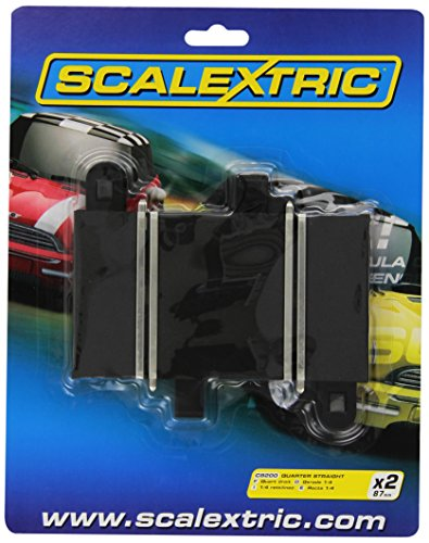 (Scalextric C8200 Track Quarter Straight 3.25)