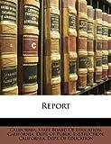 Report, Sta California State Board of Education, 1147152934