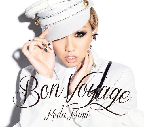 倖田來未 / Bon Voyage[DVD付]