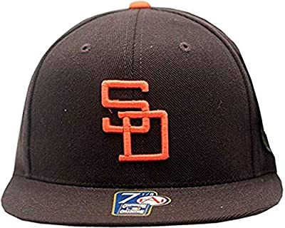San Diego Padres Fitted Hat 1969 Cooperstown Collection