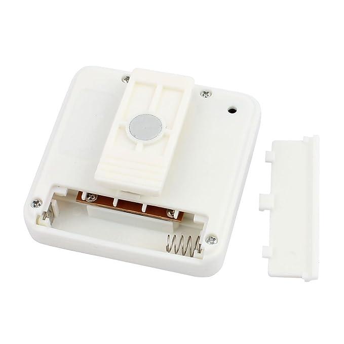 Amazon.com: eDealMax 2pcs cronómetro digital de cocina dígitos grandes fuerte alarma Soporte magnético y soporte retráctil: Kitchen & Dining