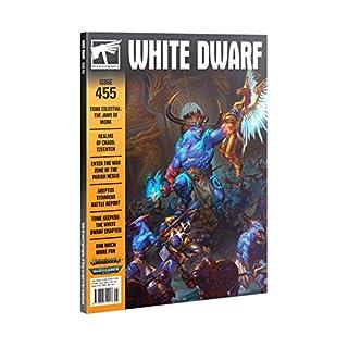 Games Workshop Warhammer White Dwarf Issue 455
