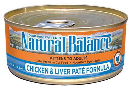 natural-balance-chicken-liver-pate-formula-wet-cat-food-55-ounce-can-pack-of-24