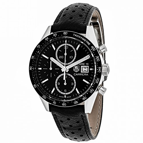 Tag Heuer Carrera Calibre 16 Automatic Men's Watch CV201AJ.FC6357