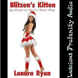 Blitzen's Kitten Gets Tangled and Bound in Santa's Sleigh