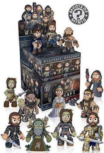 Funko 599386031 - Figura Sorpresa Mistery Mini Warcraft