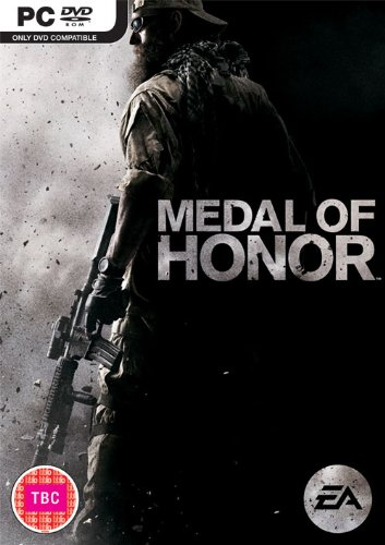Coast Guard Afghan - Medal of Honor (PC DVD)