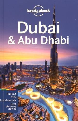 Lonely Planet Dubai & Abu Dhabi (Travel Guide) by Lonely Planet (2015-10-01) (2015 Dubai)