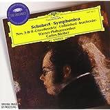 Schubert: Symphonies No 3